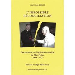 L'impossible réconciliation